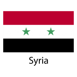 d4728653282dcd732e7dee7d9dc9dc1d-syria-national-flag-by-vexels